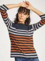 Striped Sweater by Thought - Style Sail la Vie - WWT4325